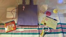 "Sweet little ""I'm coming home"" lot for your reborn baby, <( ®®)> (PURPLE SET)"
