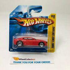 SHORT CARD * Chevy Camaro Concept #2 * 2007 Hot Wheels * S29