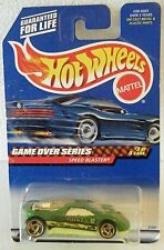 1999 Mattel Hot Wheels Speed Blaster Game Over Series # 3 of 4 NEW