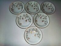 Noritake Florence Set Of Six Coupe Soup Bowls