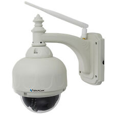 Outdoor Wireles Wifi VStarcam C7833-X4 PTZ IR-Cut HD 720P 4X ZOOM IP Web Camera