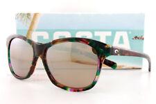 Nuevo Costa Del Mar Gafas de Sol Sarasota Brillante Oreja de Mar Cobrizo