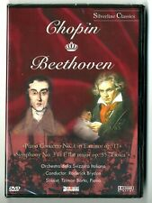 DVD / CHOPIN & BEETHOVEN (MUSIQUE CONCERT) NEUF SOUS BLISTER