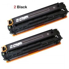 2PK BK Toner Cartridge for Canon118 ImageClass MF-8350CDN MF8380CDW LBP-7200CDN