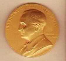 USA 1945 President HARRY TRUMAN Inaugural Medal April 12, 1945 Large Medal 75 mm