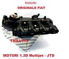 COLLETTORE ASPIRAZIONE ORIG.FIAT 55231291  PUNTO (199) 1.3DMjet 55Kw-199A200 12>