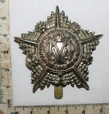 WW1 Original Guards Machine Gun Regiment cap badge