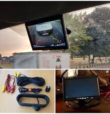 Vauxhall Vivaro Trafic Primastar Reversing  Camera kit + 7inch monitor 800x480