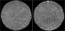 Cambrai Maximiliaan de Berghes Rijksdaalder 1570