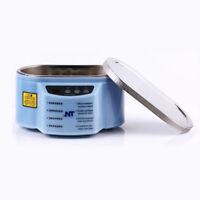 Digital Ultrasonic Cleaner Parts Dental Watch Jewelry Timer Machine Sterilizer