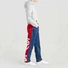 Levis 541 мужские спортивные конус клише для цветной краски джинсы Denim 18181