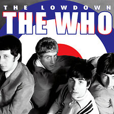 THE WHO New Sealed BIOGRAPHY & KEITH MOON INTERVIEWS 2 CD SET