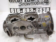 Ski Doo 521 Rotax Type 536 Snowmobile Engine Case Set Crankcase Formula Plus
