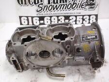 Ski Doo 521 Rotax Type 536 Snowmobile Engine Case Set Crankcase Formula Plus