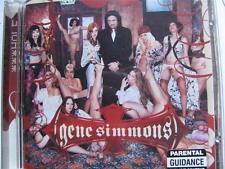 Gene Simmons - Asshole  kiss   CD 2004  mint