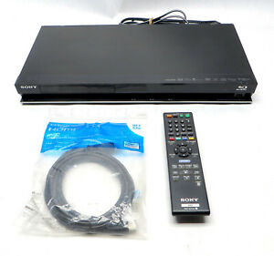Sony BDP-BX57 SACD Smart 3D Blu-Ray DVD CD Player HDMI Optical IO WiFi w/ Remote