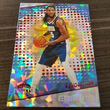 Kenneth Faried 2017-18 Panini Revolution CHINESE NEW YEAR RED CRACKED ICE