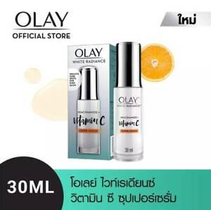 OLAY Olay White Radiance Vitamin C + Niacinamide Super Serum 30 ml / serum for c