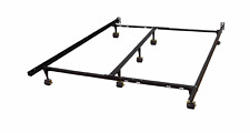 Metal Bed Frame For Box Spring Mattress Adjustable Twin Full Queen King Size
