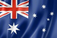 Australia National Flag Country Crest Emblem Gift (5ft x 3ft)