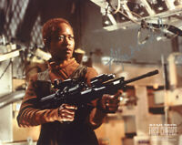 ALFRE WOODARD SIGNED AUTOGRAPHED 8x10 PHOTO STAR TREK FIRST CONTACT BECKETT BAS