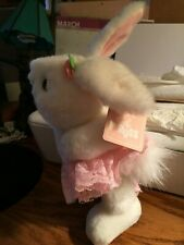 """Russ Berrie TuTu Item no.376 - 12"""" Tall Including ears Easter gift"""