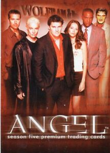 Angel Series 5 ( 2004)  Individual Trading Cards