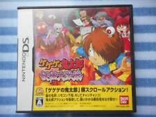 [Used] Nintendo DS NDS Game Gegege no Kitaro Yokai Daigekisen Japan Kitarou