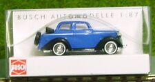 BUSCH HO scale ~ 'FORD EIFFEL' ~ fully assembled 1/87 plastic vehicle #41201