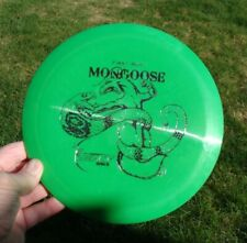 Brand New Legacy Discs 1st Run Mongoose-weight marked 174-disc golf