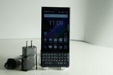 """Read""BlackBerr y Key2 Le Bbe100-5 64Gb (Unlocked) (Dual Sim) Bent and Dark spot"