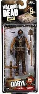 McFarlane Toys | The Walking Dead Series 9 | Gamestop Exclusive | Daryl Figure