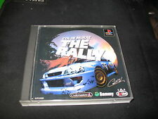 Playstation Colin McRae The Rally ( For Japanese Playstaion)