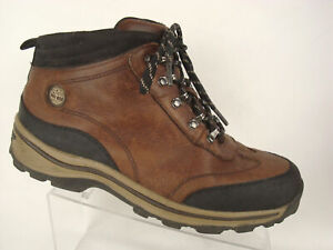Timberland Ankle Boots Hiking US 5 EU 37.5 Men Leather Brown 22913 1759