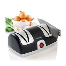 Secura Electric Knife SHARPENER Best 2-Stage Sharpening System Kitchen Knives