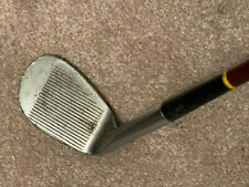 New listing Wilson Sam Snead Pyratone 8 iron with long leather wrap grip
