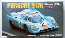 FUJIMI 1/24 Porsche 917K 1971 Monza 1,000km winner RS-98 scale model kit