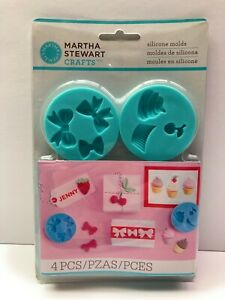 Martha Stewart Crafts ~  Sweet Shop Silicone Molds - Missing Strawberry Mold