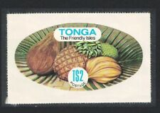 Tonga Fruits Coil stamp Imperf Self-adhesive T$2.00 1978 ** MNH SG#689a