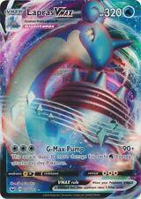 Lapras VMAX - 050/202 - Ultra Rare Sword & Shield Pokemon NM