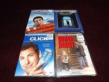 Adam Sandler Dvd Lot X 4 New Sealed Big Daddy Click Going Overboard Punch Drunk