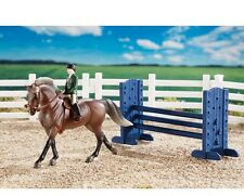 BREYER #5378 - STABLEMATES SHOW JUMPING  PLAY SET - NEW FOR 2014