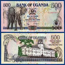Uganda 500 shillings 1996 UNC p. 35 a
