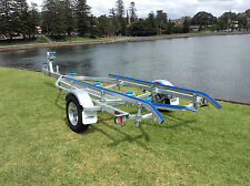 SeaTrail AL5.2M13, Galvanised Boat Trailer (Suits Aluminium Boats up to 5.2m)