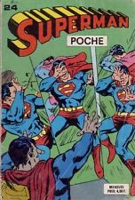 Comics Français  SAGEDITION  Superman Poche  N° 24   1979