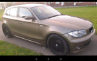 BMW 120d automatic full mot 116K