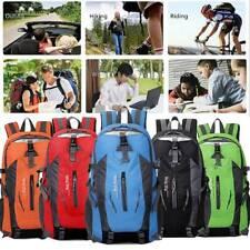 40L Large Waterproof Hiking Camping Bag Sports Rucksack Outdoor Travel Backpack