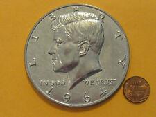 U.S. Coin Giant Kennedy Half Dollar Coin Coaster  Paperweight  3 in Die Struck
