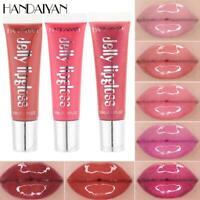 Lip Gel Moisturizing Light Clear Gloss 10ml Liquid Lasting Glaze Lipstick L K5C3