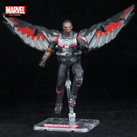 """7"""" Falcon Action Figure Marvel Legends Avengers Heroes Comic Kid Toy Collect New"""